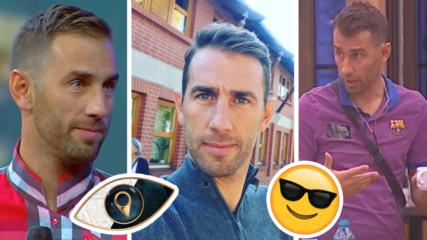 Смях, номера и ракия: С какво ще запомним участието на Стойко в Big Brother?