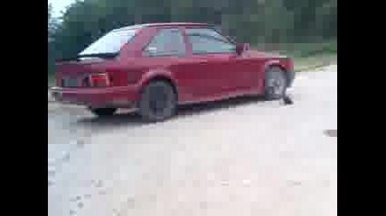 Chernozemen - Ford Escort Xr3 4ast treta