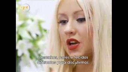 Christina Aguilera говори за модата от Gnt fashion