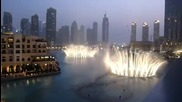 Dubai Fountains ( we'll always love you Whitney )
