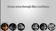 The Chipmunks The Chipettes - Trouble (with lyrics)