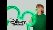 Cole Sprouse - Реклама на Disney Channel