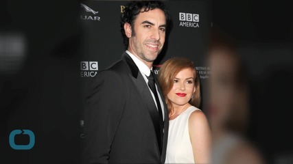 Isla Fisher and Sacha Baron Cohen Reveal Baby Name