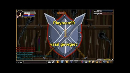 =aqw=playmen99 In Pvp + Bb Pvp