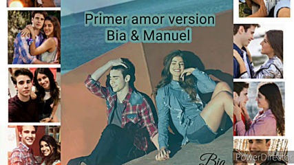 Primer amor version Bia & Manuel /full audio