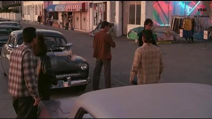 Cobra (1986) ...и си изпери потника