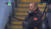 Манчестър Сити - Уулвърхямптън 1:0 /първо полувреме/