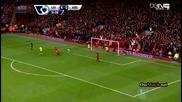 (2014) Ливърпул прегази Арсенал (5-1) Всички голове