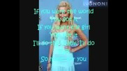 Ashley Tisdale - So Much For You (with Lyrics)