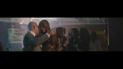 Pitbull - Give Me Everything ft. Ne-yo, Afrojack, Nayer (официално видео) *