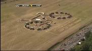 Интересна изненада организирана от Френски фермери на Тур дьо Франс