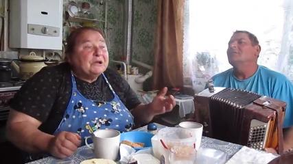 Зоя и Валера - Курю ( Елена Ваенга - Курю)