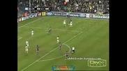 Изумителен финт на Роналдиньо!