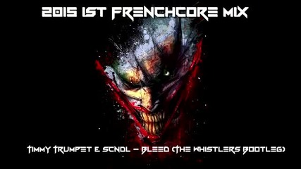 2015 1st Frenchcore Mix ! - Happy New Year !