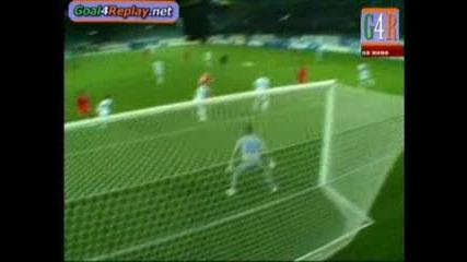Ivan Ivanov (cska) vkarva pobedniq gol s/u Dinamo ( Moskva)
