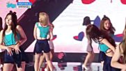 205.0702-6 Brave Girls - High Heels, Show! Music Core E511 (020716)