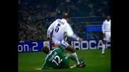 Магията на футбола - Зинедин Зидан !