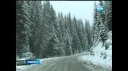 Пролетен сняг изненада някои райони в страната - Новините на Нова