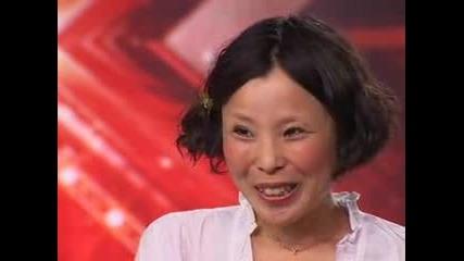 X Factor 4 - Totoshko Смях