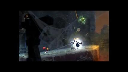 Rayman Legends Епизод 1: Събуждането на героите
