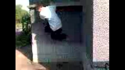 Скок По Стена