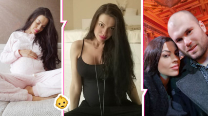 Звезден гаф: Славея Сиракова издаде и пола, и името на бебчето! Остана само едно неизвестно