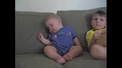 Трудно Заспиващо Бебе
