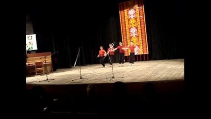 танцов състав при С O У Сава Доброплодни град Шумен