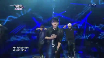 Speed - Look At Me Now @ Music Bank 040414