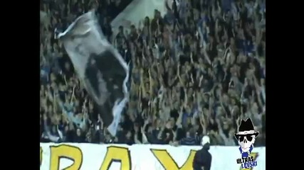 Levski Sofia Ultras season 2009 - 2010