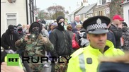 UK: Scots divided over refugees entering Monkton