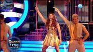 "Орлин Павлов като Неlena Paparizou - ""My Number One"" | Като две капки вода"