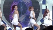 130217 Two X - Ring Ma Bell @ Inkigayo