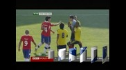 Колумбия победи Чили с 3-1 в Сантяго