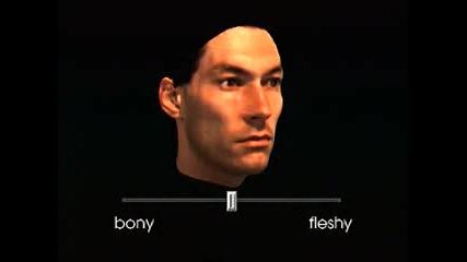 3D - Как Се Прави Лице