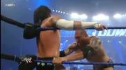 Batista - Turnbackle Thruts (to Cm Punk)