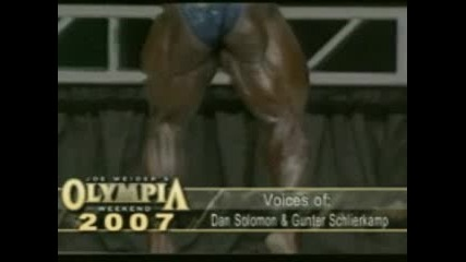 2007 Olympia Ronnie Coleman