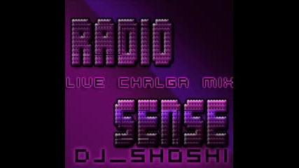 Radio Sense - Live Chalga Mix 03.07.2010 Dj Shoshi