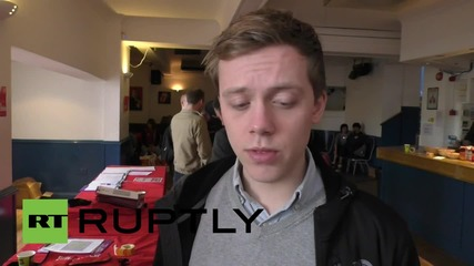 UK: Owen Jones and Labour canvass South Thanet against Farage and UKIP