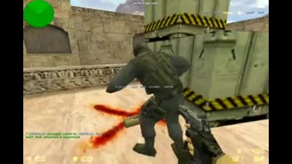 Counter - Strike Pro Gaming shot R35pawn