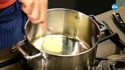 Млечна супа с тиквички - Бон Апети (25.04.2018)