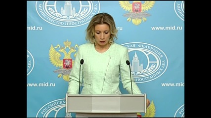 Russia: FM's Zakharova slams NATO's 'blind eye' to Turkish violations in Syria