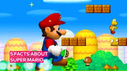 Here's how to sound like a total Super Mario buff