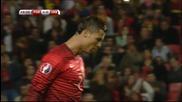 Португалия 2 – 1 Сърбия (бг аудио) ( квалификация за Европейско първенство 2016 ) ( 29/03/2015 )