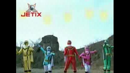 Power Rangers Mystic Force - Реклама