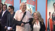Ed Helms Of 'Vacation' And Stars Flock To The Premiere