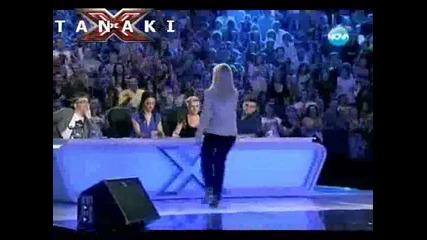 Мари Колева от X - Factor! Ремикс 2011