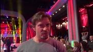 Dancing Stars - Калин Врачански подкрепя Антон и Дори (24.04.2014г.)