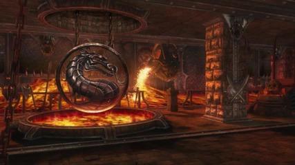 Mortal Kombat 9 - Soundtrack_ Armory