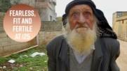 125-годишният човек, който прелива от енергия